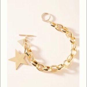 New Anthropologie Celestine Charm Bracelet ⭐️